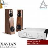 Opus 92 : Leema Tucana II + Xavian Virtuosa