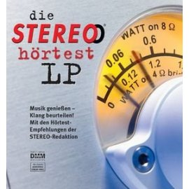 Die Stereo Hörtest Lp (lp)
