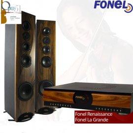 Opus 111 : Fonel Renaissance + Fonel La Grande